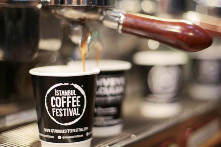 İstanbul kahve festivaline geri sayım