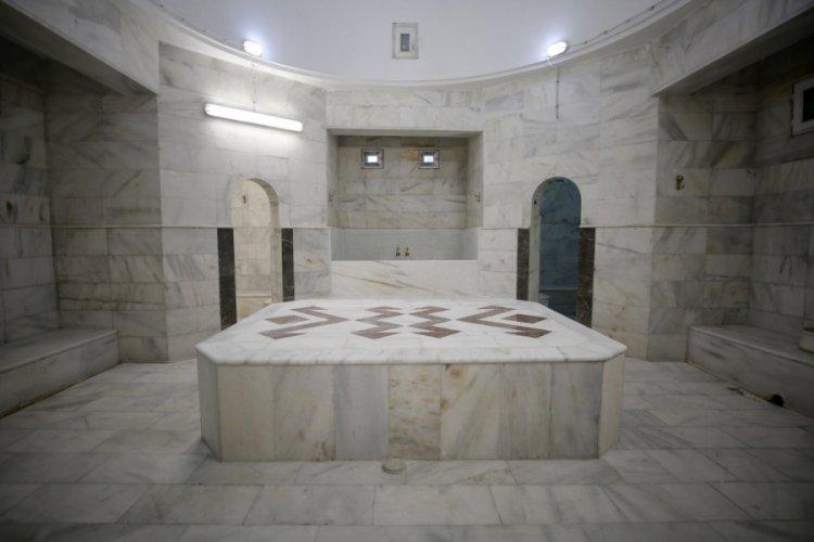 Bursa'da Kayapa Hamamı ve çok amaçlı salon hizmete açıldı!