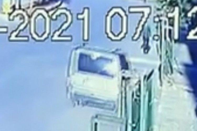 Gaziantep'te korkunç kaza! İşe giderken öldü