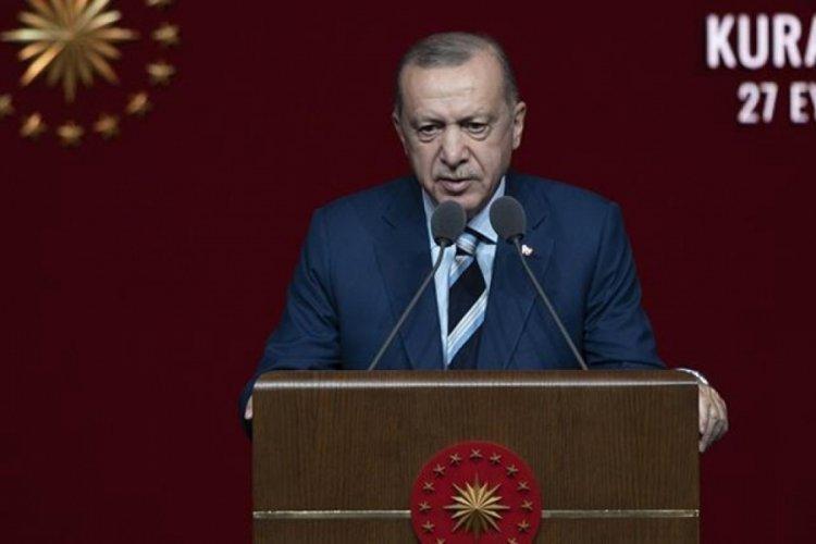 Cumhurbaşkanı Erdoğan: Yakında her ilde sulh komisyonlarını devreye alıyoruz