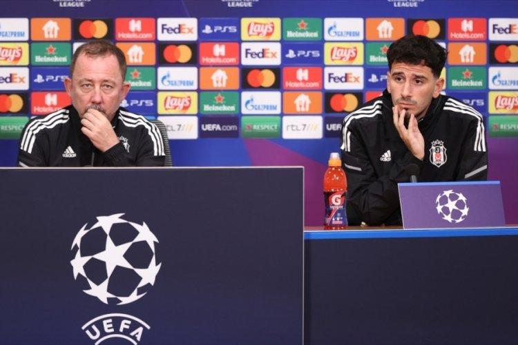 Sergen Yalçın, Ajax maçı öncesi konuştu
