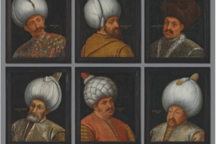 Osmanlı padişahlarına ait 6 portre İngiltere'de satışa çıkacak
