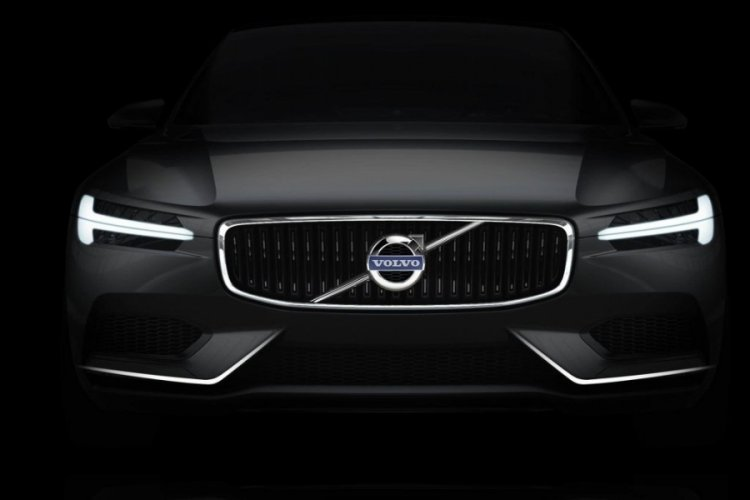 Volvo'nun logosu değişti