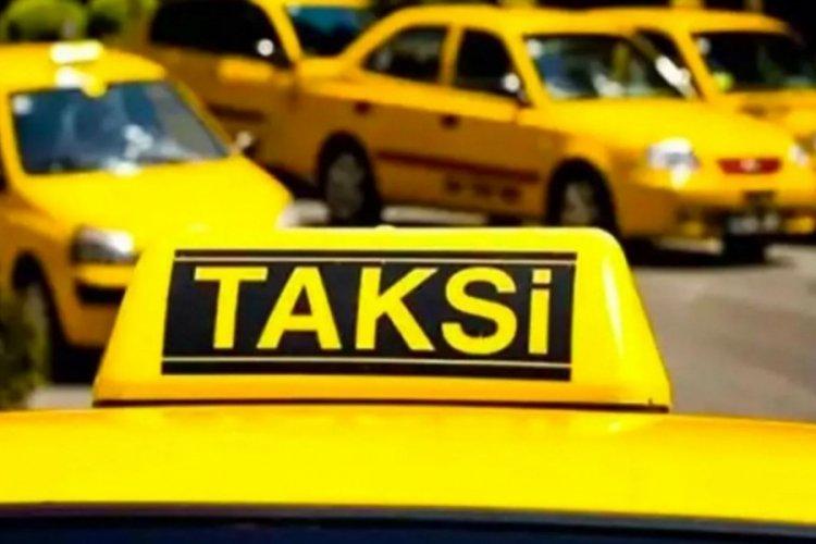 İçişleri Bakanlığı'ndan  81 il valiliğine taksi genelgesi!
