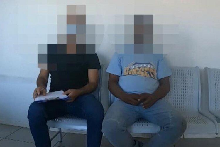Yunanistan'ın denize attığı 3 kaçak göçmenden 2'sinin cansız bedeni bulundu