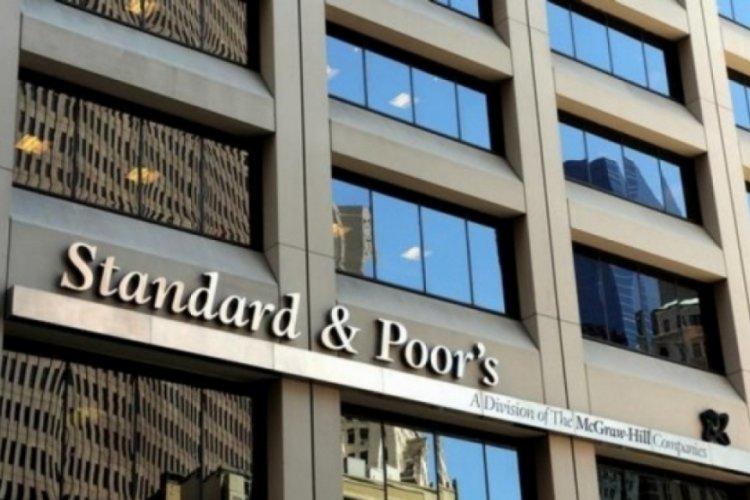 Standard & Poor's, Türkiye'nin büyüme tahminini yükseltti!