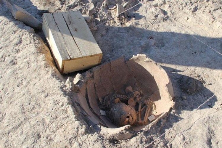UNESCO listesine giren Arslantepe Höyüğü'nde bulundu!