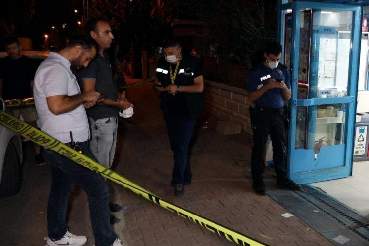 Antalya'da zincir markette silahlı soygun