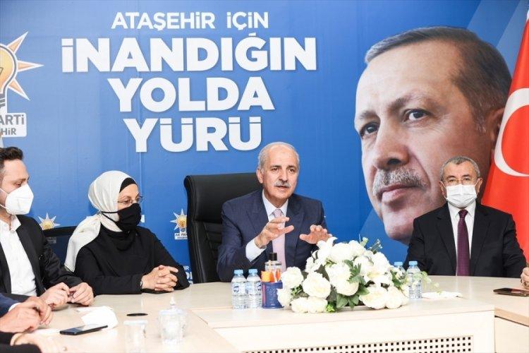 AK Partili Kurtulmuş'tan 2023 seçim mesajı