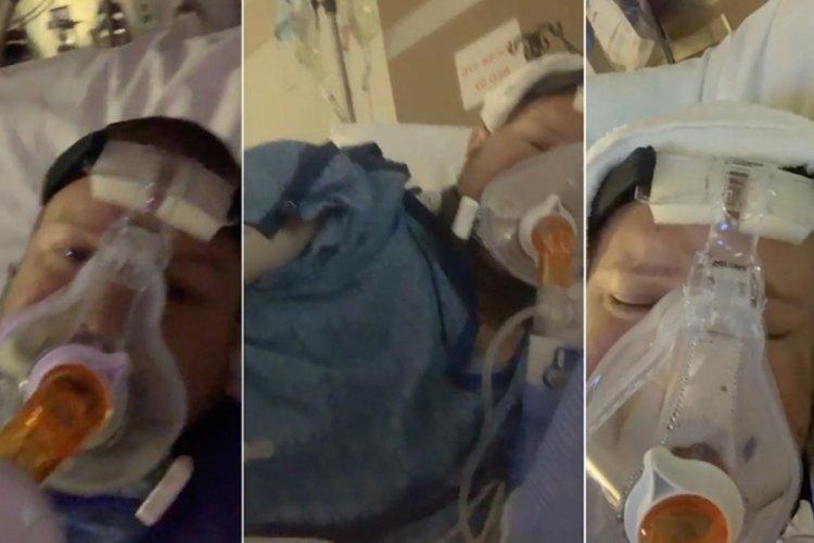 ABD'de aşı karşıtı adam canlı yayın yaptıktan sonra hayatını kaybetti