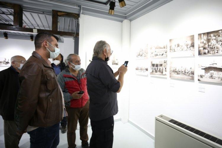 Fotoğrafın tarihsel yolculuğu Bursa Nilüfer'de