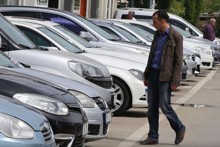 İkinci el araç satıcılarından çağrı