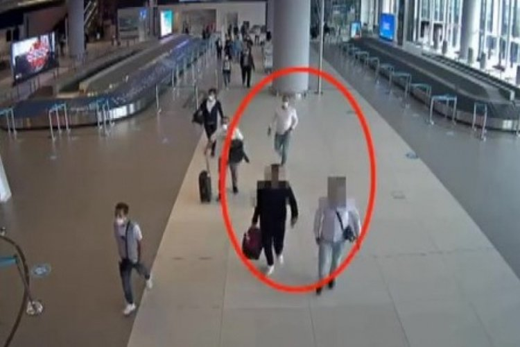 Havalimanı'nda 2 yolcunun midesinden eroin çıktı!