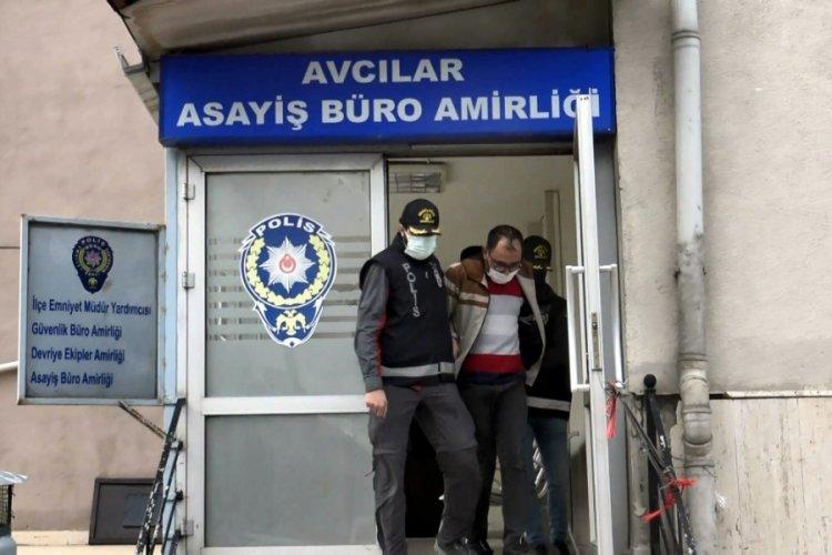 İstanbul Avcılar'da uyuyan sevgilisine dehşeti yaşatan saldırgan adliyeye sevk edildi