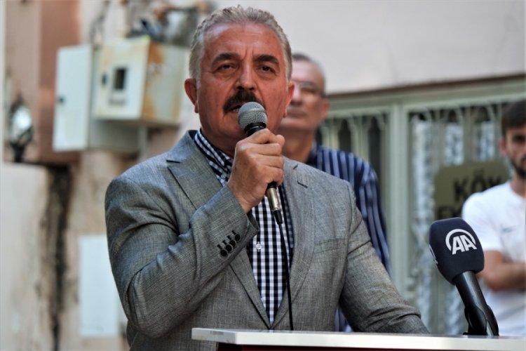 MHP Genel Sekreteri Büyükataman'dan Biden'a cevap