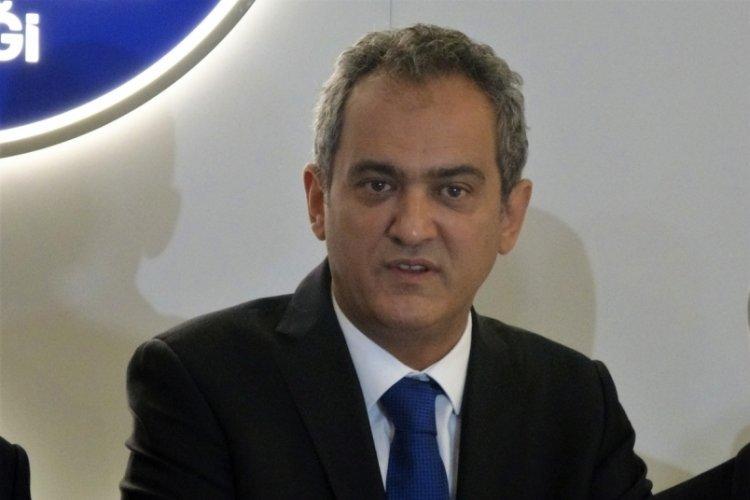 Bakan Mahmut Özer: Aşılanmış ve antikor oluşturmuş öğretmen oranımız yüzde 90