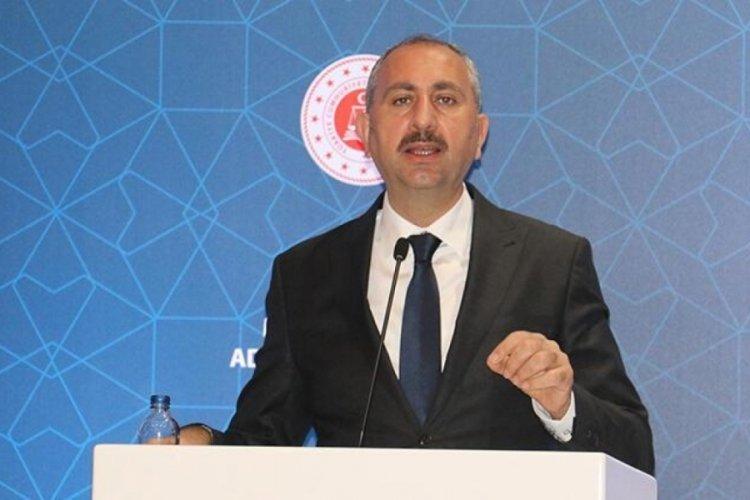 Adalet Bakanı Gül: Özel hayatın korunması ilkesi, hassasiyetle korunmalı