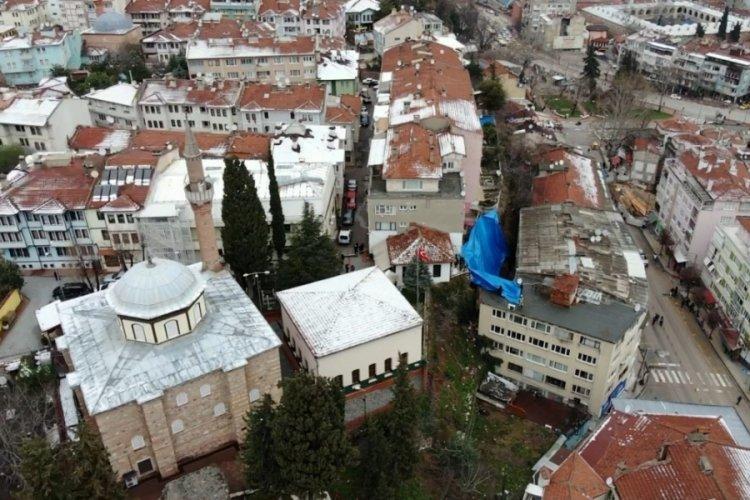 Bursa'da Kavaklı Mahallesi, yeşil alana dönüştürülecek!