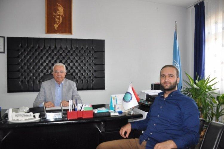 Bursa'da yüksekokula yeni müdür yardımcısı