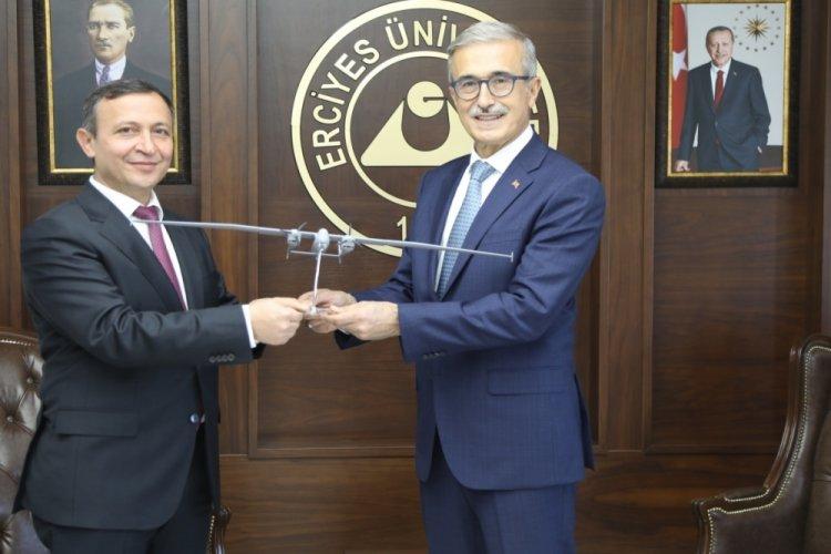 Savunma Sanayii Başkanı Demir, Kayseri'de