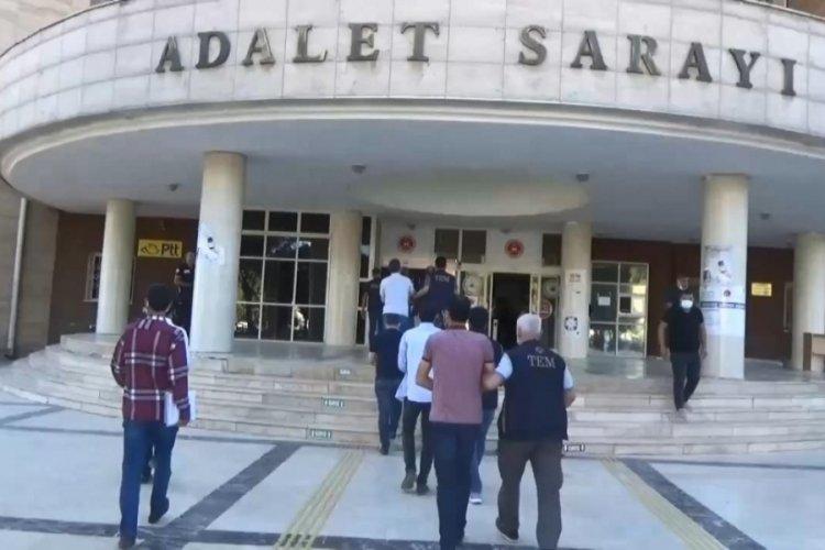 Şanlıurfa'da FETÖ operasyonunda 6 kişiye tutuklama