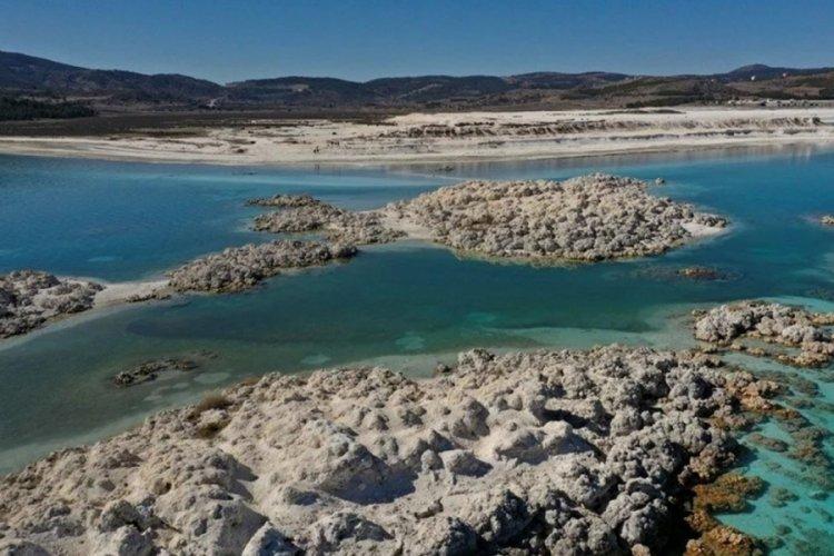 NASA'dan  Salda Gölü paylaşımı: Yaşamın sırrı burada olabilir