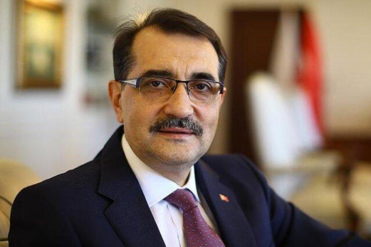 Bakan Dönmez, doğalgaz fiyatlarıyla ilgili açıklama yaptı