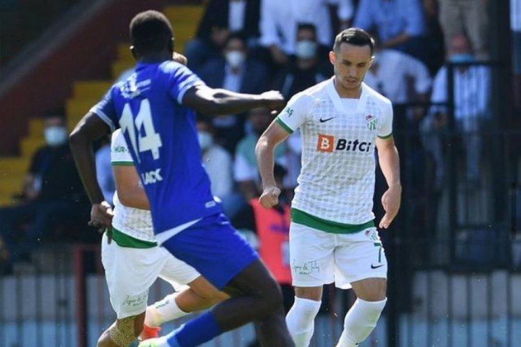 Bursaspor'un 4 maçının tarihleri açıklandı