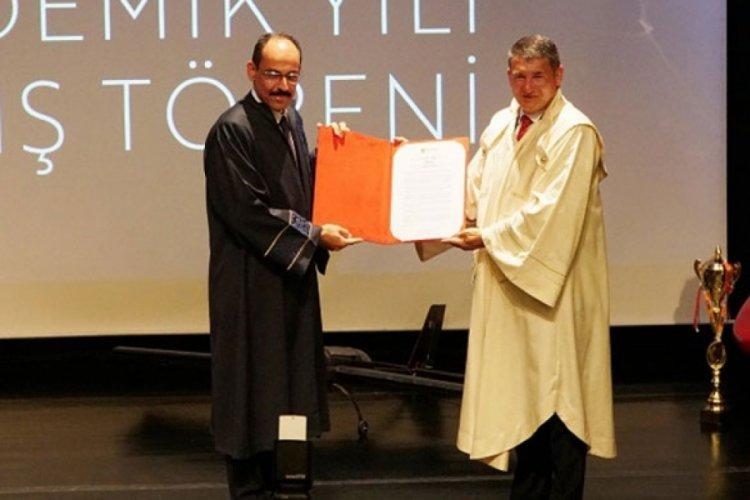 Cumhurbaşkanlığı Sözcüsü Kalın'a fahri doktora unvanı verildi