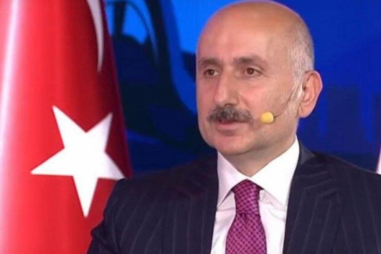 Bakan Karaismailoğlu: Kanal İstanbul bir ihtiyaç