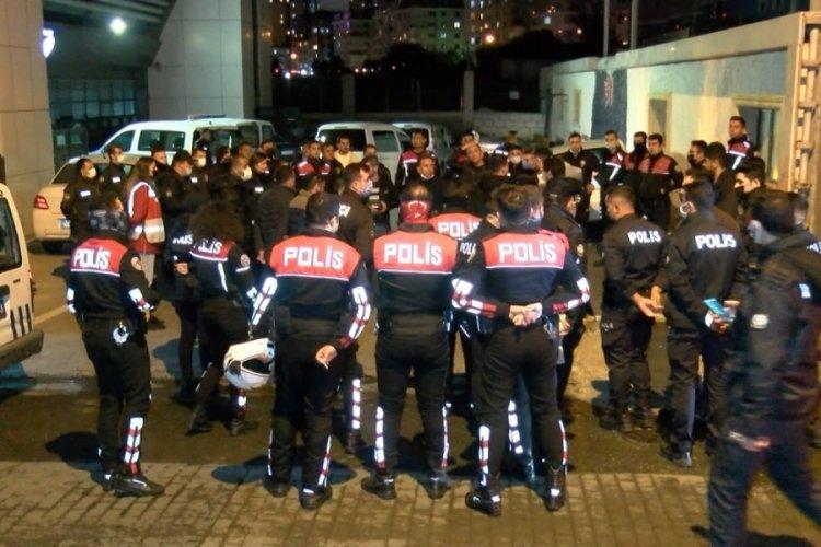 İstanbul Maltepe'de asayiş denetimi