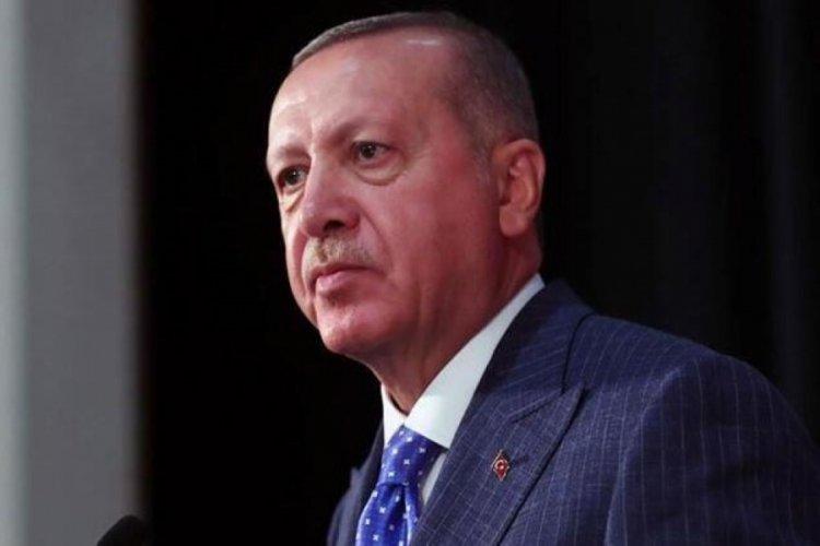 Cumhurbaşkanı Erdoğan'dan Mete Gazoz'a başsağlığı telefonu