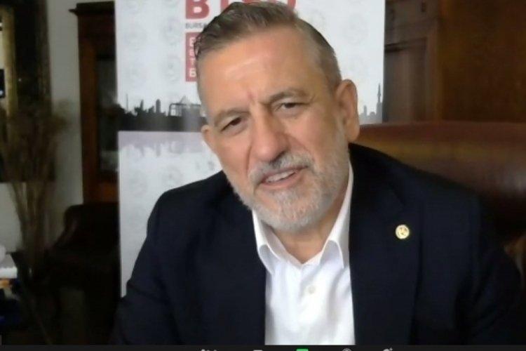 Bursa ve Filistin kardeşliği güçleniyor
