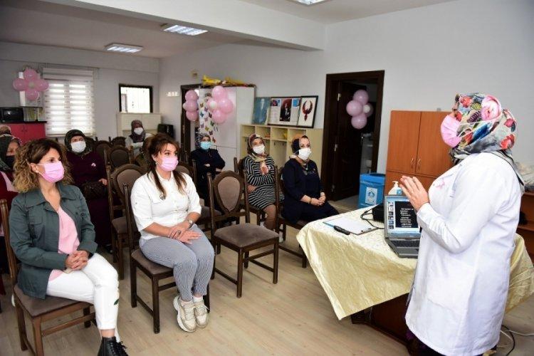 Bursa Yıldırım'dan kadınlara önleyici sağlık hizmeti
