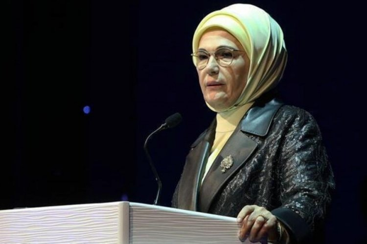 Emine Erdoğan'dan 'Paris Anlaşması' paylaşımı