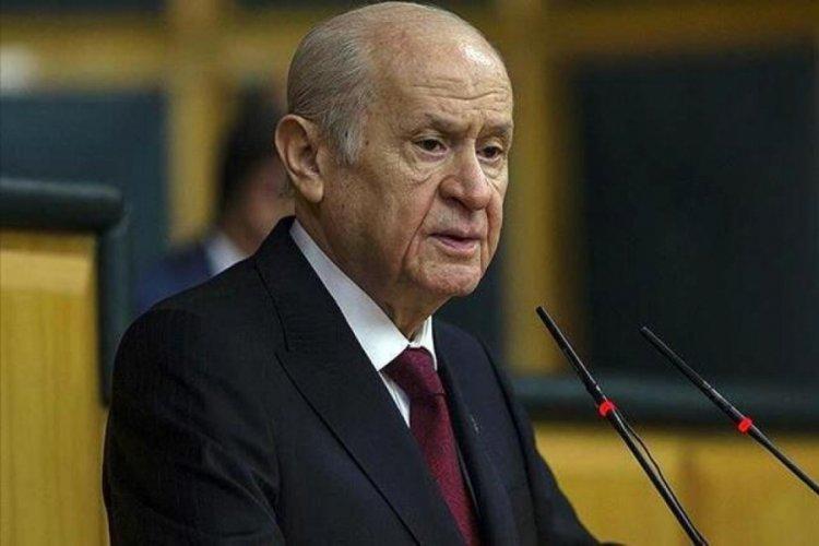 MHP Genel Başkanı Bahçeli'den 'Boğaziçi' tepkisi