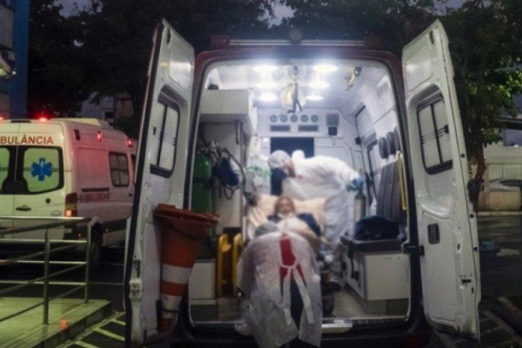 Latin Amerika ülkelerinde salgının seyri