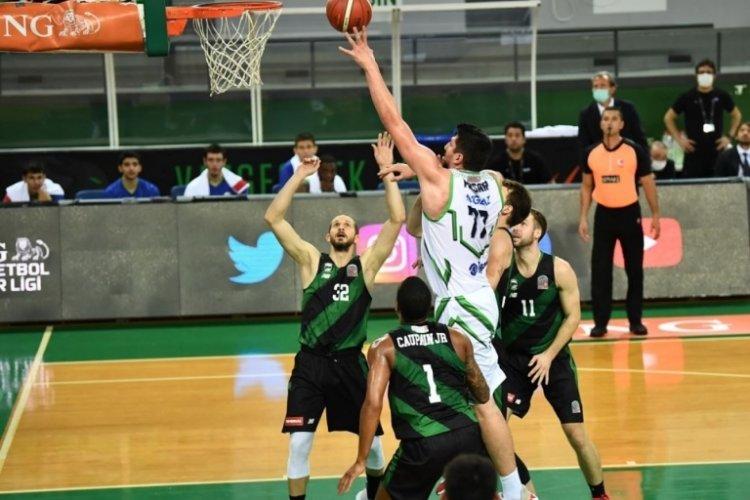 TOFAŞ Basketbol Takımı 3.haftada mağlup oldu