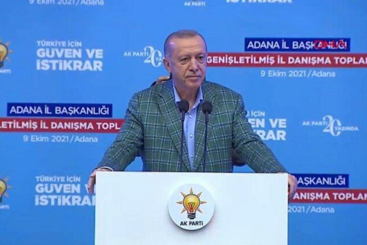 Cumhurbaşkanı Erdoğan'dan açıklamalar: Küresel sermayenin ülkemize yatırım iştahı artıyor