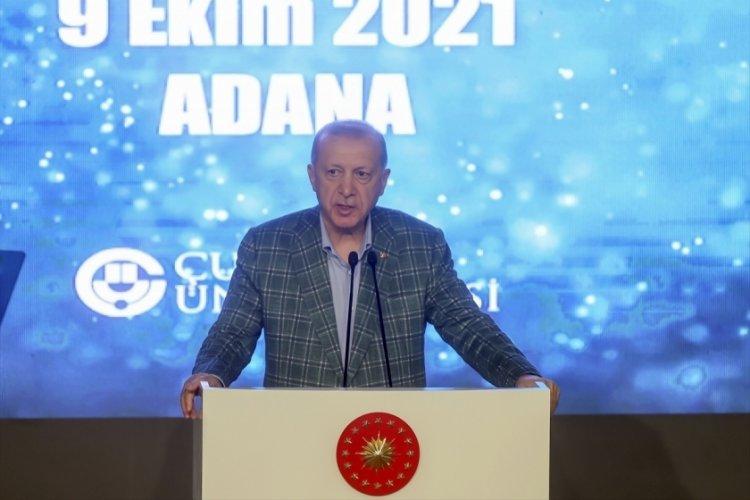 Cumhurbaşkanı Erdoğan'dan yurt eleştirilerine tepki: İstismar siyasetini bir kez daha gördük