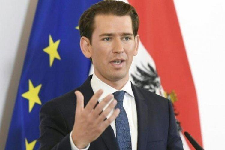 Avusturya Başbakanı Kurz istifa etti