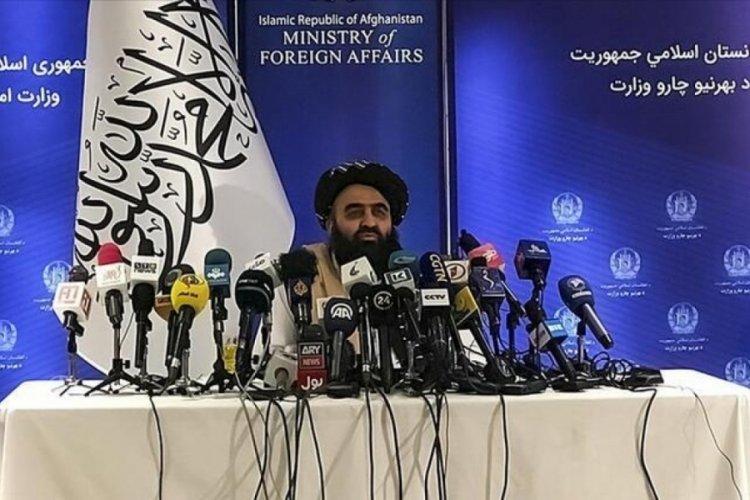 """Taliban'dan ABD açıklaması: """"Yeni bir sayfa açma"""" konusunda görüşüyoruz"""