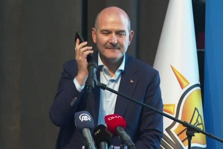 Cumhurbaşkanı Erdoğan telefon ile seslendi: Aziz milletim yola AK Parti ile devam kararını vermiş durumda
