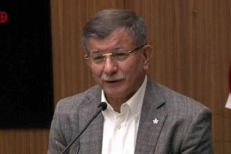 Ahmet Davutoğlu'ndan ittifak açıklaması geldi