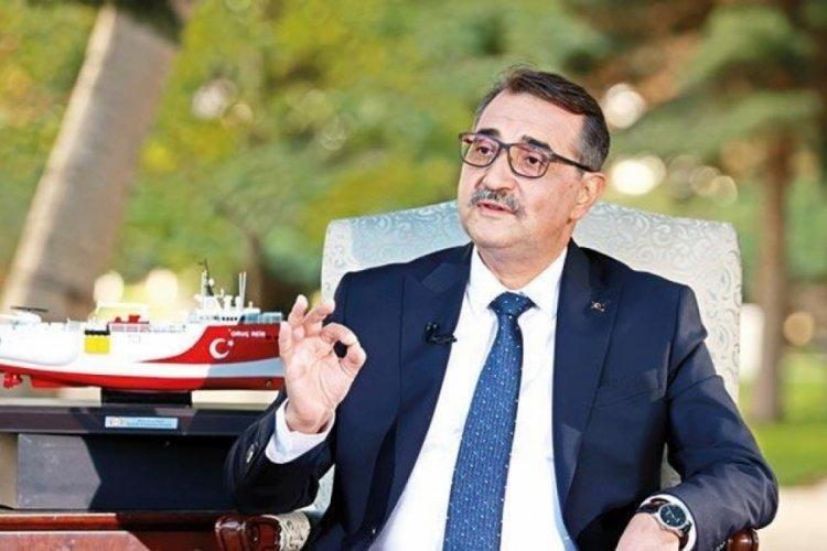 Enerji ve Tabii Kaynaklar Bakanı Dönmez: Türkiye doğal gazda sıkıntı yaşamayacak