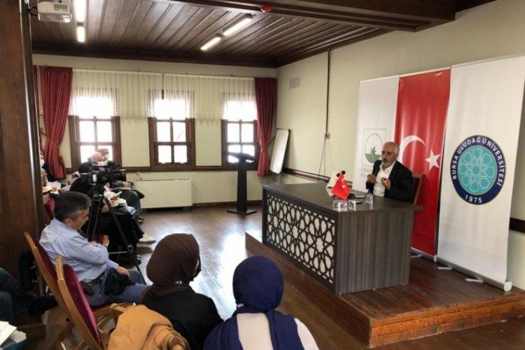 Bursa'da Şadırvanlı Han'da Batı düşüncesi sohbetleri başladı
