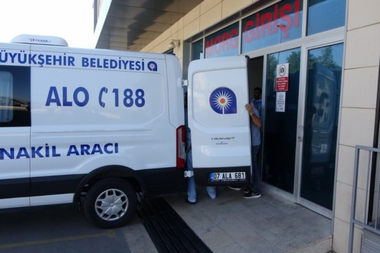 Antalya Korkuteli'nde sobadan zehirlenen çift öldü