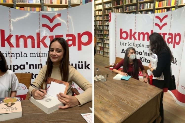 Bursalılar hafta sonu BKM Kitap'ta buluştu