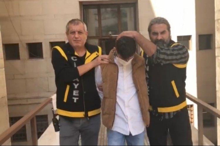 Bursa'da husumetlisini vuran kişi tutuklandı