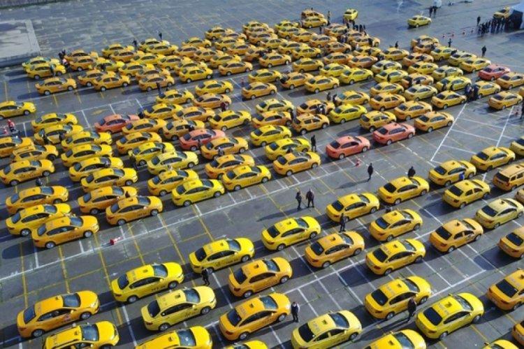 İstanbul'un taksi krizi dünya basınında: 'Savaş başladı'